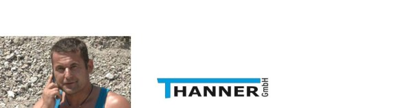 Thanner Erdbau Recycling Transporte