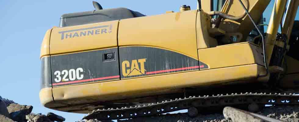 CAT Jenga
